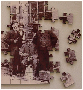 Photography Research Jigsaw Image