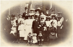 Sample Group Image from Victorian Image Collection