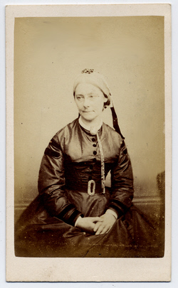 William Usherwood Carte de Visite 1