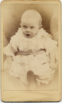 Joseph Lowe carte de visite photo 1