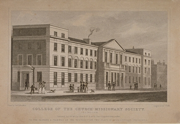 College of the Church Missionary Society