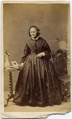 William Pousty carte de visite photograph 3