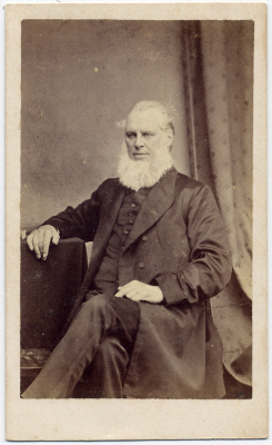 William Pousty carte de visite photograph 10