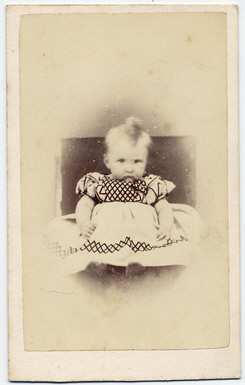 Thomas Stubbings carte de visite photograph 1