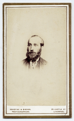 Vandyke & Brown carte de visite photograph 1