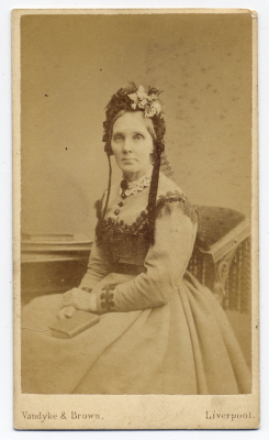 Vandyke & Brown carte de visite photograph 8