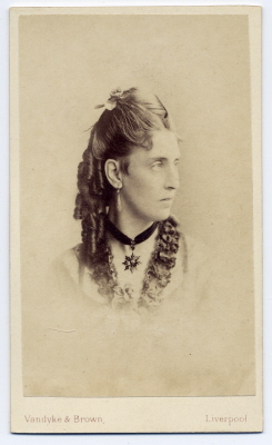 Vandyke & Brown carte de visite photograph 9