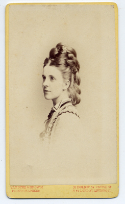 Vandyke & Brown carte de visite photograph 13