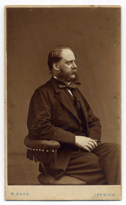 Robert Cade carte de visite photograph 1