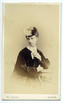 Robert Cade carte de visite photograph 4