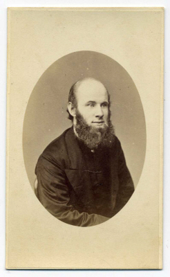 Robert Cade carte de visite photograph 9