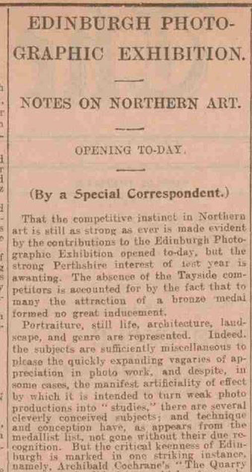 Edinburgh Evening News - Saturday 30 August 1902