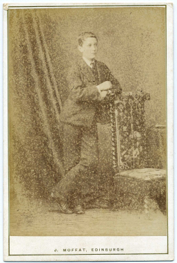 Type 312 cabinet card