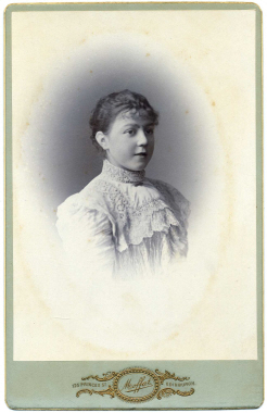 Type 418 cabinet card