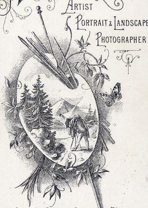 Artist Portrait & Landscape Photographer
