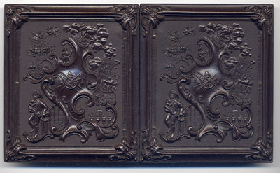 Union Case with Daguerrotype Outside