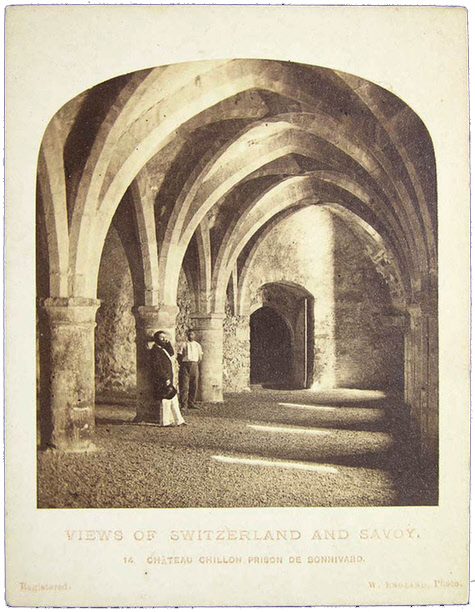England, William at Chillon
