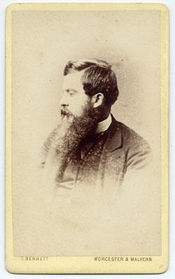 Thomas Bennett carte de visite 19