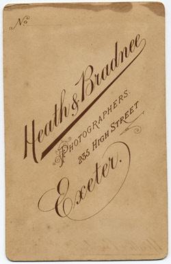 Heath & Bradnee Cabinet 1 Back