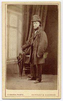 Smyth, Charles carte de visite 15