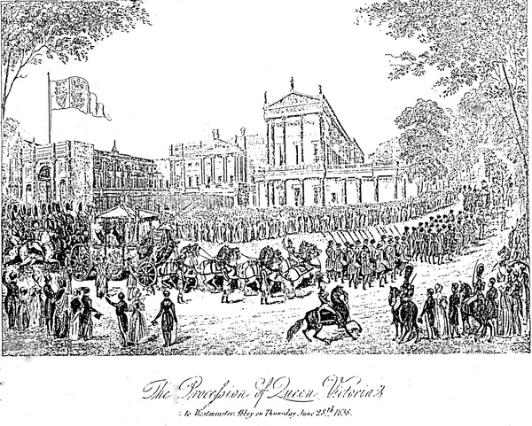 Panoramic Engraving by William Covell 1828