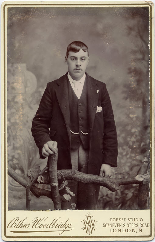 Arthur Alfred Woodbridge cabinet 1