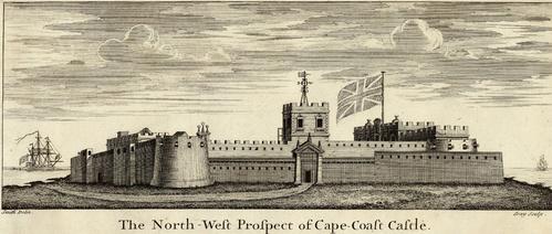 Bathe, G W Cape Coast Castle