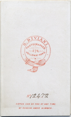 G Diviani carte de visite photo 2 (verso)