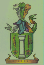 Diviani family crest