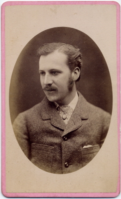 George McKenzie senior carte de visite photo 6