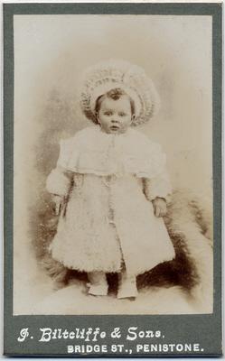 J Biltcliffe & Sons carte de visite photograph 1