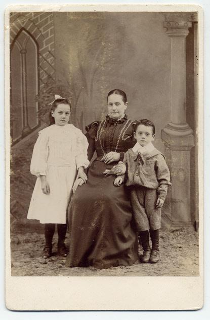 Joshua Biltcliffe cabinet photograph 1