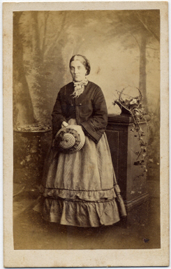 William Pousty carte de visite photograph 9