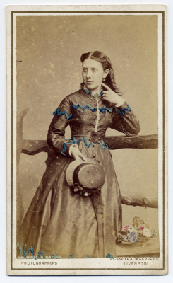 Vandyke & Brown carte de visite photograph 3