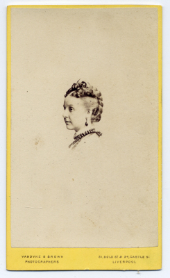 Vandyke & Brown carte de visite photograph 4