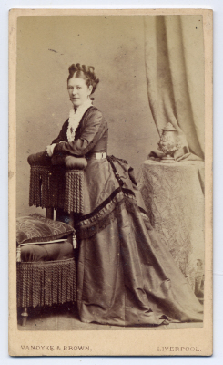 Vandyke & Brown carte de visite photograph 5