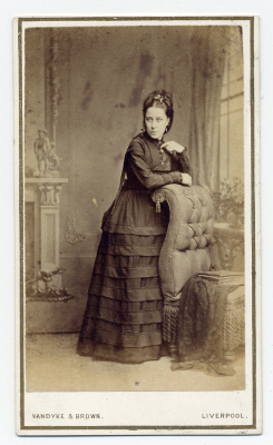 Vandyke & Brown carte de visite photograph 12