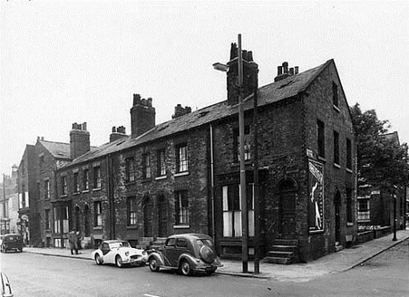 Crimbles Street, Leeds
