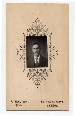 Frank Walton carte de visite photograph 3