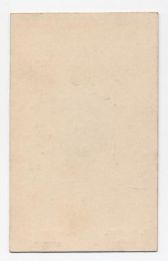 Frank Walton carte de visite photograph 3 (verso)