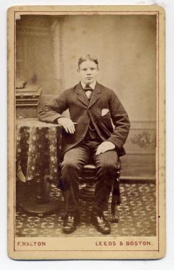 Frank Walton carte de visite photograph 8