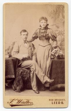 Frank Walton carte de visite photograph 9