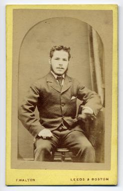 Frank Walton carte de visite photograph 12