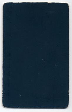 Frank Walton carte de visite photograph 13 (verso)