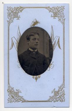 Frank Walton carte de visite photograph 15