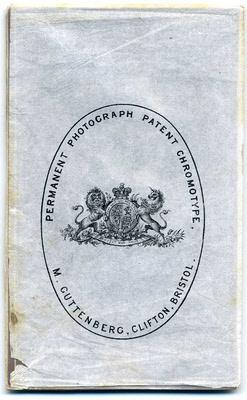 Guttenberg, M cdv111 Tissue