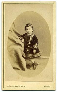 Marcus Guttenberg carte de visite photograph 13