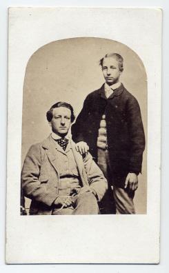 Edwin Herbert Rhodes carte de visite photograph 1