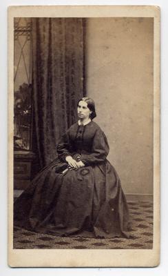 Edwin Herbert Rhodes carte de visite photograph 4
