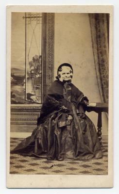 Edwin Herbert Rhodes carte de visite photograph 5